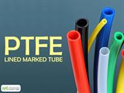 PTFE Lined Marked Tube
