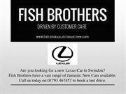 Fish Brothers Group | Lexus New Cars