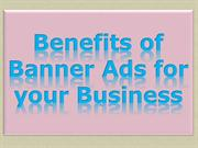 Benefits of Banner Ads for your Business