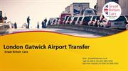 Great Britain cars-Hire London Gatwick Airport Transfer Taxi/Minicab