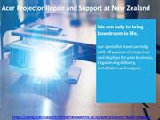 Acer projector repair support Number- 098015144
