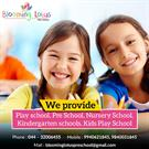 Creche in Anna Nagar | Play School in Anna Nagar | Nursery School.