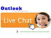 Outlook Live Chat Support: Resolve Your Outlook AccountErrors