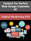Contact For Perfect Web Design Columbia SC - ppt