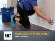 House Cleaning and Maid Service in Wilmette IL