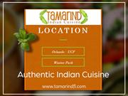 Curry Place in Orlando | Healthy Food Orlando