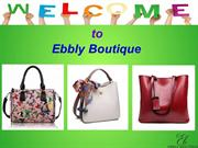 Purchase Fancy Leather Handbags for Women at Affordable Price