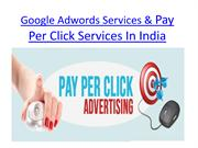 Pay Per Click Services Noida | Google Adwords Services | Best PPC