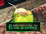 6-Healthy-Drinks-to-Keep-You-Cool-in-Summer