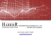 Harrier Information Systems Pvt. Ltd. - On Time Every Time