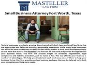 Fort Worth Attorney Trusted Lawyer in Fort Worth - Masteller Law