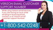 Contact Verizon email support phone number +1-800-542-0248