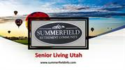 Old Age Homes At Senior Living Utah Community