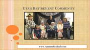 Utah Retirement Community