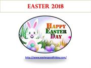 Easter Good Friday | Easter 2018