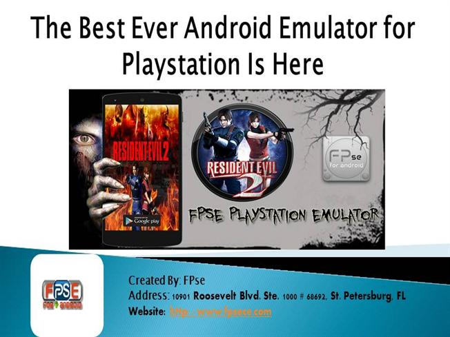 The Best Ever Android Emulator for Playstation is Here - Fpse for