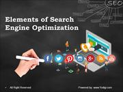 Elements of Search Engine Optimization, SEO Services