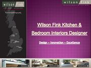 Kitchen Showroom London | Kitchen Company Hertfordshire - Wilson Fink