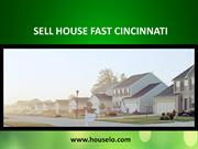 Sell House Fast Cincinnati