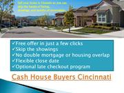 Cash House Buyers Cincinnati