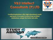 Best Overseas Education Consultants in Hyderabad for usa