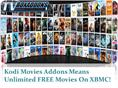 Kodi Movies Addons Means Unlimited FREE Movies On XBMC!