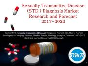 Sexually Transmitted Disease (STD ) Diagnosis Market
