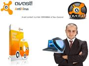 Avast contact number 099508864 of New Zealand