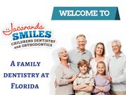 Pediatric Dental Care Services