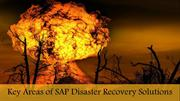 Key Areas of SAP Disaster Recovery Solutions