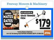 Friendly mowers services of lawnmowers