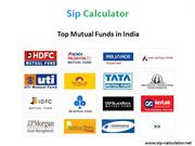 Utilization a SIP Calculator for Outstanding Investments