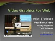 video graphics for web
