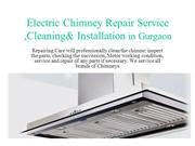 Kitchen Chimney Repair Gurgaon