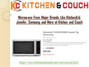 Microwave From Major Brands Kitchen And Couch