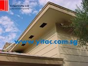 Insulated Duct Pannels For Building Construction | Singapore