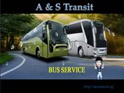 Private Bus Services In  Singapore | Commercial Bus Rentals Service