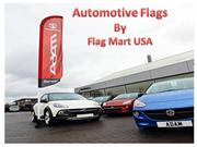 Automotive Flags | Banner Flags: Flag Mart USA