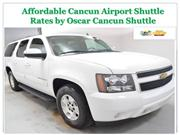 Affordable Cancun Airport Shuttle Rates by Oscar Cancun Shuttle