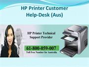 Dial 61-800-059-007 for HP Printer Technical Assistance