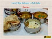 Lunch Box Delivery In Salt Lake