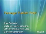ppt on VARIABLE DATA PRINTING