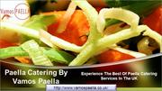Best Of Paella Catering Services In The UK