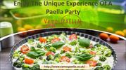 Enjoy The Unique Experience Of A Paella Party
