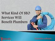 What Kind Of SEO Services Will Benefit Plumbers