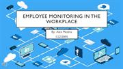 Employee monitoring in the workplace cgs3095