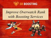 Improve Overwatch Rank with Boosting Services