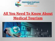 Medical Tourism Company In India