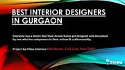 Best Interior Designers in Gurgaon & Delhi, interior decorators Delhi