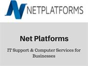 Best IT Companies in Sydney - Net Platforms